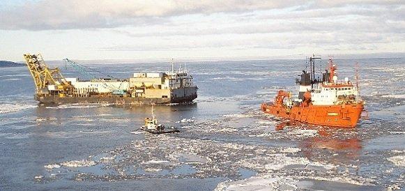 Архангельск вырывается в лидеры в борьбе за Арктику