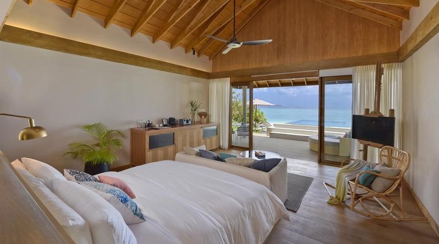 Новая эксклюзивная локация на мальдивских островах