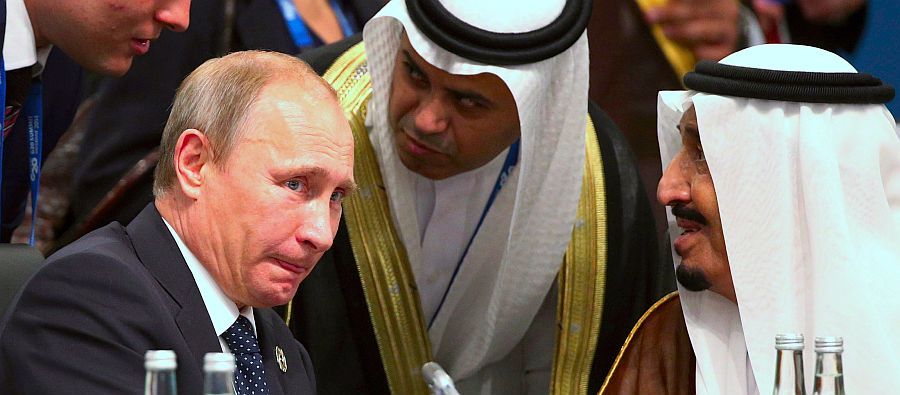 Russia squeezes out Saudis in Asia market share race