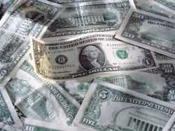 Доллар набирает копейки