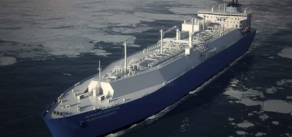 Совкомфлот разместил заказ на строительство 3-х СПГ-танкеров для НОВАТЭКа на судоверфи Звезда