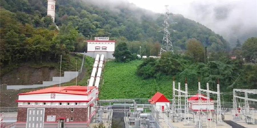 ЛУКОЙЛ запустил в работу малую ГЭС в Краснодарском крае