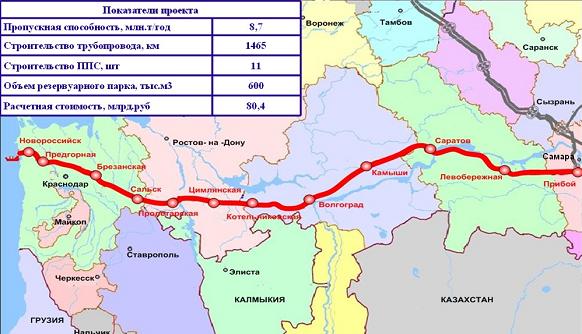 Транснефть — ТСД ведет строительство ГПС «Волгоград» строго по графику. Отклонений вроде бы нет