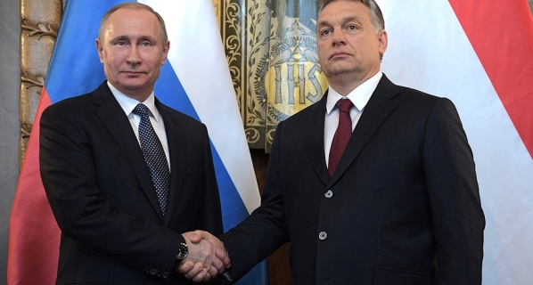 Russia could store gas in Hungary