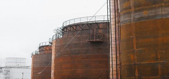 Химсталькон-Инжиниринг строит резервуарные парки для Калининградских ТЭС