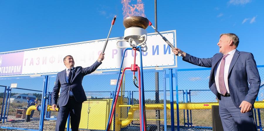 Газпром завершил газификацию д. Мостовая Пермского края