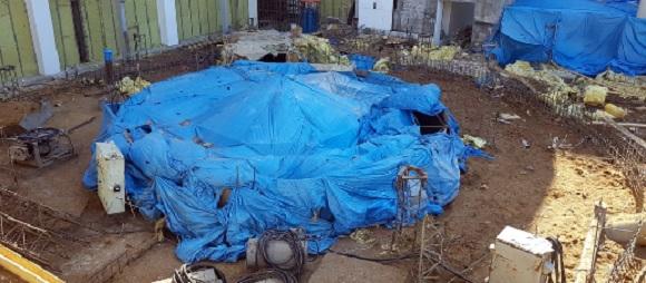 На Усть-Среднеканской ГЭС начали монтаж машинного зала для 3-го гидроагрегата
