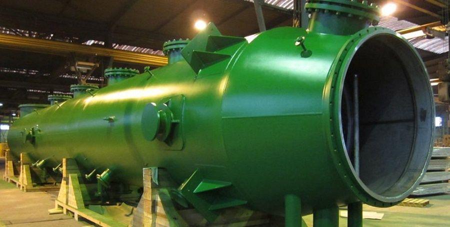 Преимущества охлаждения коксового газа с использованием спиральных теплообменников Нексан