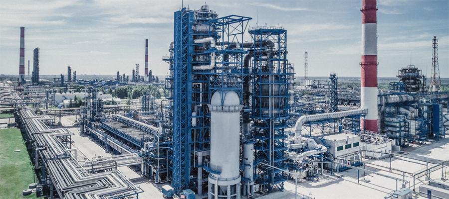 Омский НПЗ делится опытом внедрения современных экологических технологий