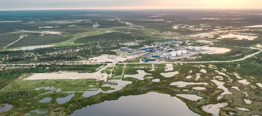 На Отдаленной группе месторождений Газпром нефти запущены 2 высокодебитные скважины
