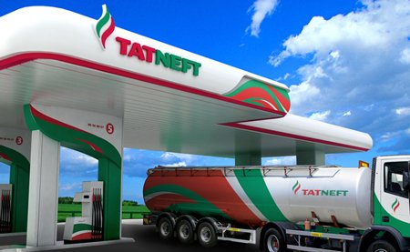 New TATNEFT's Filling Station in Belarus