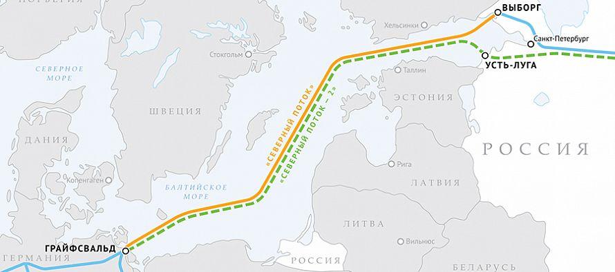 В Германии нарастает недовольство возможными санкциями США против Северного потока-2