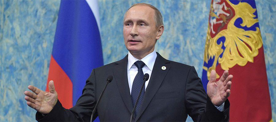 В. Путин заявил, что в России не будут серьезно менять налогообложение нефтяной отрасли