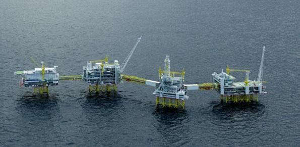 Statoil отложила разработку месторождения Johan Sverdrup  в Северном море на 6 мес