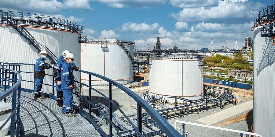 Омский НПЗ Газпром нефти начал гидроиспытания «Биосферы»