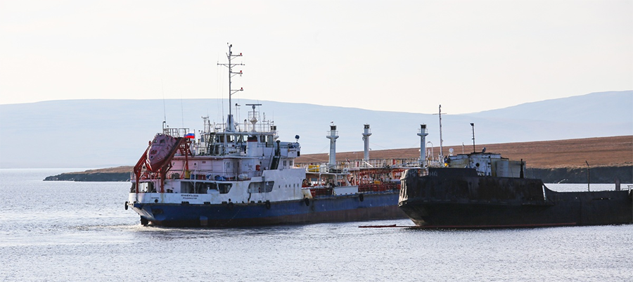 Сахаэнерго завершает доставку топлива в северные и арктические районы Якутии