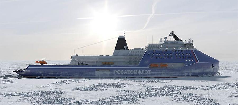 Росатом может подписать контракт на постройку ледокола «Лидер» в ближайшее время