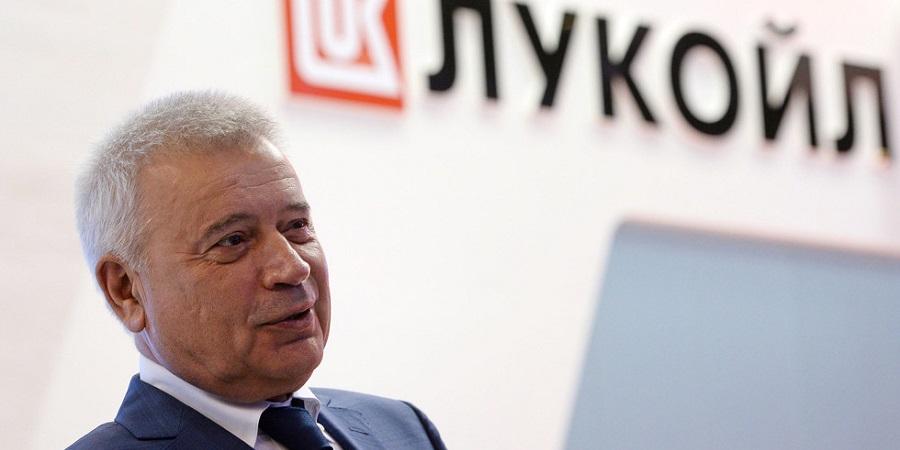 Vagit Alekperov donates RUB 50 million of personal finances to fight coronavirus in the Republic of Komi