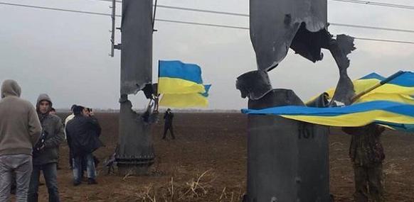 Предприятия Крыма оценили ущерб от энергоблокады. Сумма впечатляет