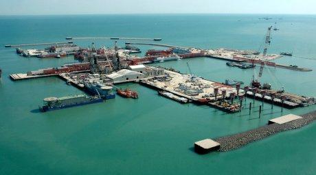 Прогноз добычи нефти на Кашагане в 2017 г увеличен до 8,9 млн млн т