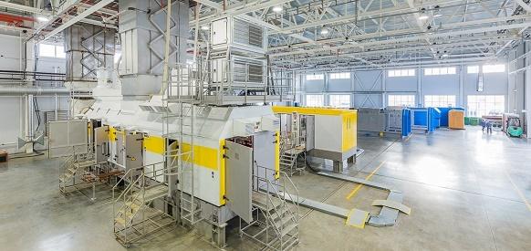 Ростех поставил 4 ГТА в Крым для использования в составе ПГУ Сакской ТЭЦ