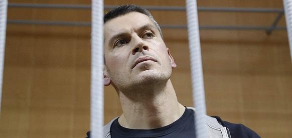 Суд оставил под арестом совладельца Суммы З. Магомедова