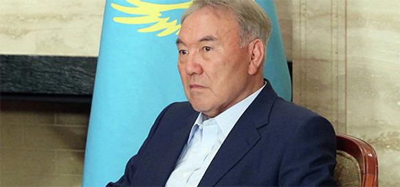 Президент Казахстана Н. Назарбаев объявил об отставке