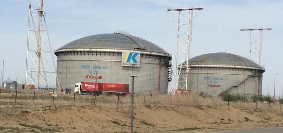 Казахстан урегулировал спор с консорциумом по Карачаганаку