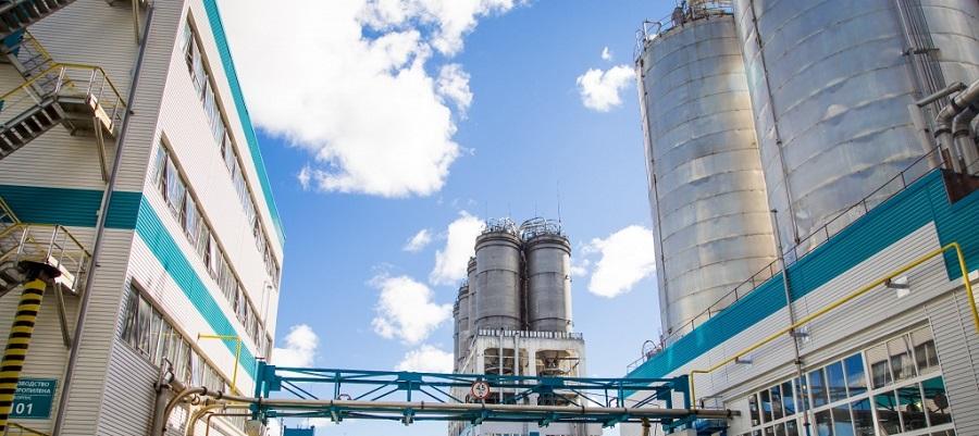 Томскнефтехим в ходе остановочного ремонта реализует проекты по повышению эффективности производства