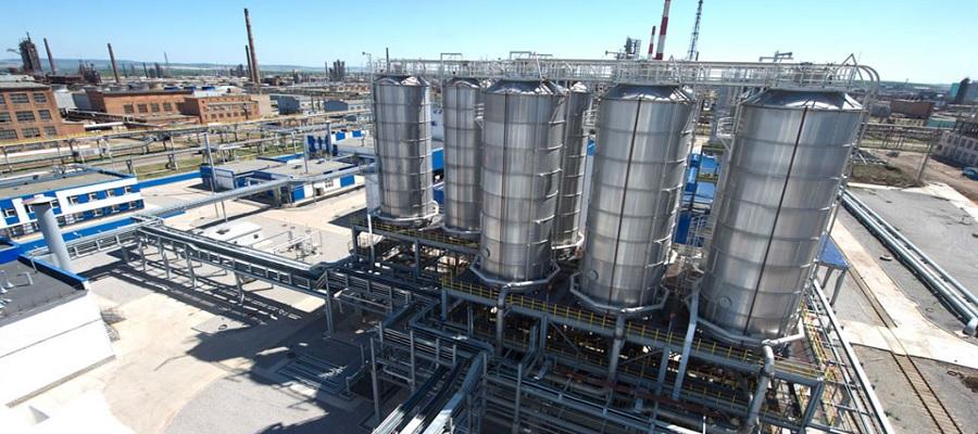 Экспорт нефтехимической продукции московских компаний за 2018 г. вырос на четверть