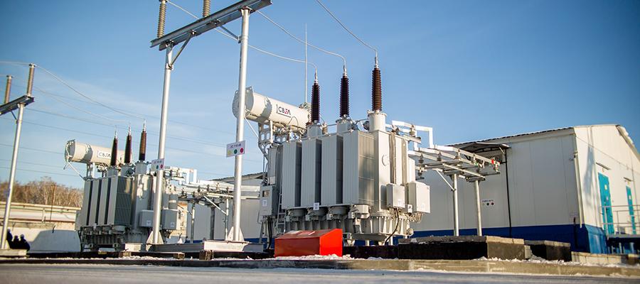 ФСК ЕЭС реконструирует подстанцию 500 кВ Челябинская, связывающую энергосистемы Урала и Казахстана