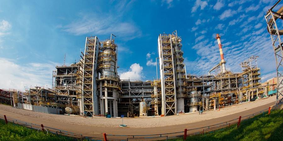 Запуск азотной установки Грасис на производстве по переработке товарной нефти и газоконденсата
