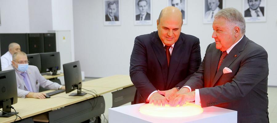 М. Мишустин дал ряд поручений после посещения Курчатовского института