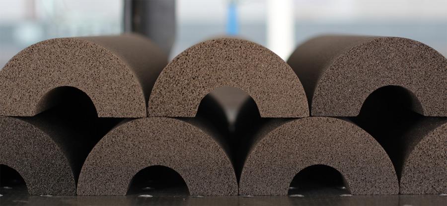 Строительная теплоизоляция из пеностекла – качество побеждающее время