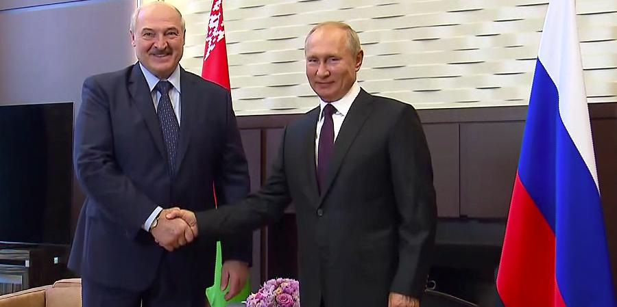 Lukashenko skeptical of EU's threats to ban gas transit through Belarus