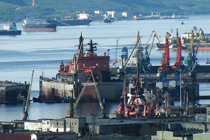 Правительство передает Роснефти 82-й судоремонтный завод