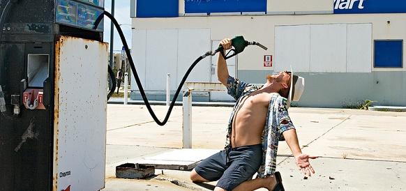 Томск обошел многие города России в гонке за самой дешевой ценой на бензин. Однако, не стал первым