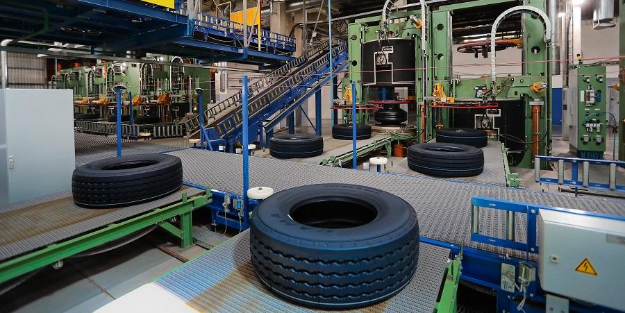 KAMA TYRES и Siemens заключили соглашение о продолжении сотрудничества по модернизации производства шин