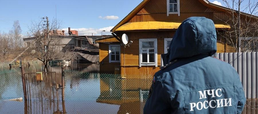 В Хабаровском крае вода ушла из 20 подтопленных домов