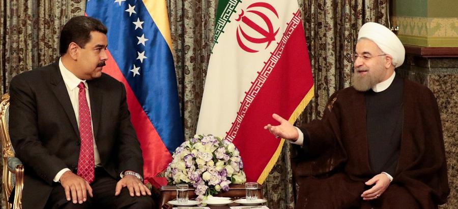 Н. Мадуро. Почему бы и не купить иранские ракеты для Венесуэлы?