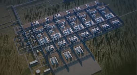 Немецкая Linde будет поставлять технологии и оборудование для Амурского газоперерабатывающего завода Газпрома