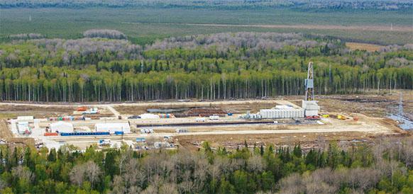 РН-Уватнефтегаз успешно внедрил технологию конвейерного бурения горизонтальных скважин
