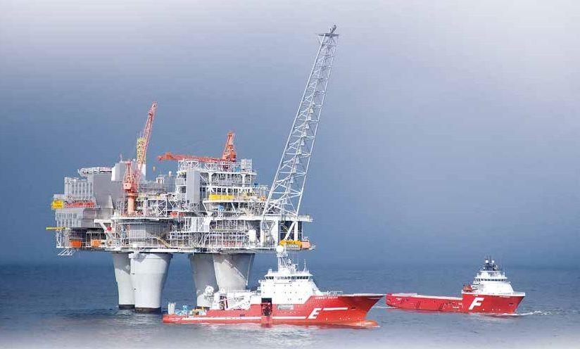 Нефть и газ - морское продолжение земной истории