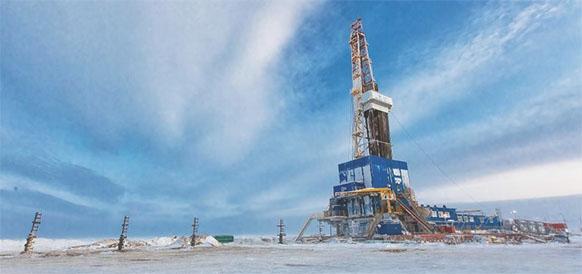 В зимний полевой сезон на Западно-Чатылькинском участке недр Газпром нефть провела рекордную по объемам 3D сейсмику