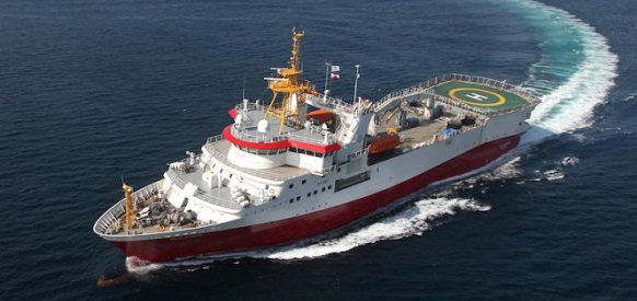PGS files another appeal in seismic vessel case