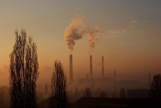 Теперь можно прямо и безболезенно удалять CO₂ из воздуха