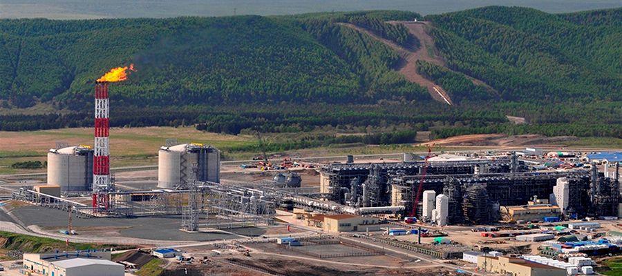 СПГ-перспективы Газпрома. Взгляд Shell