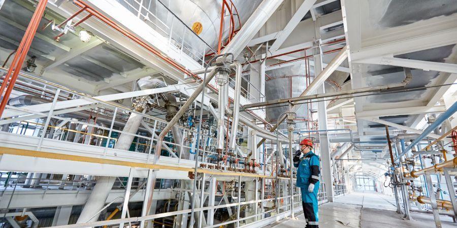 Проект: ИБП в здании насосной ЛВЖ и ГЖ на одном из предприятий химической промышленности