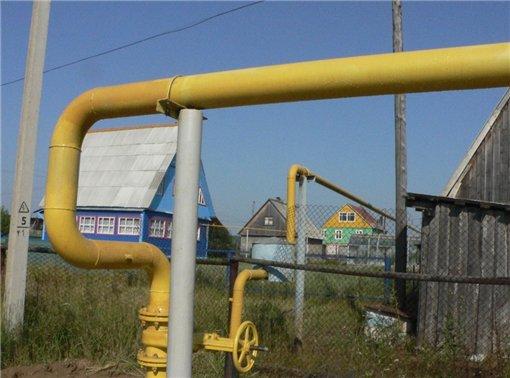 В Курской области введен в эксплуатацию газопровод протяженностью свыше 30 км