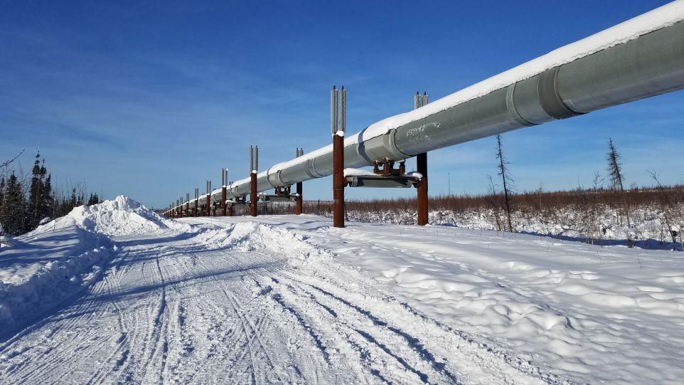Защита нефтепроводов. В условиях распространения многолетнемерзлых грунтов